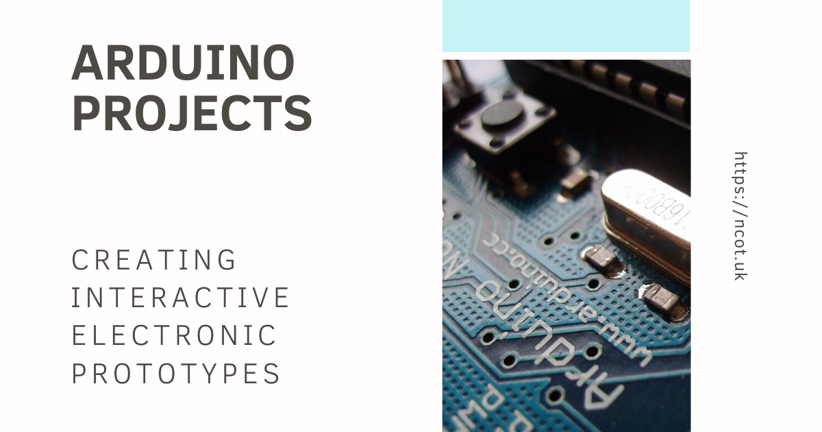 Arduino and Microcontrollers